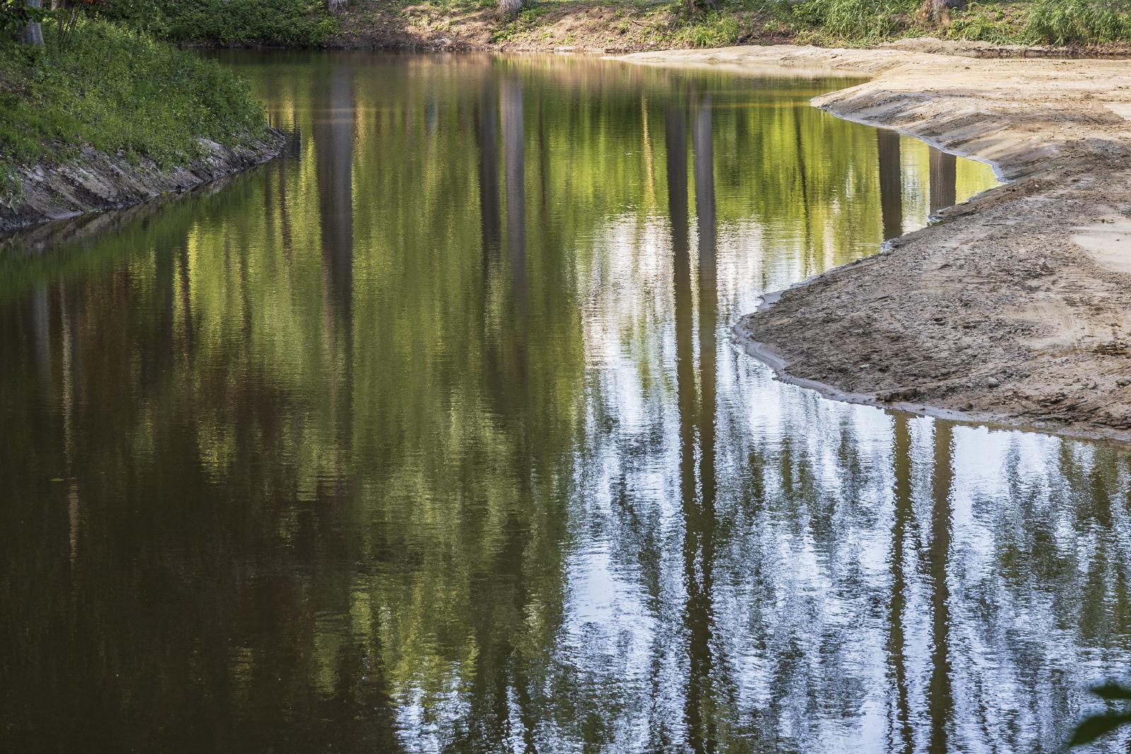 Puyenbroeck - langs de Zuidlede